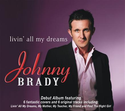 Johnny_Brady_AllMyDreamsAlbum