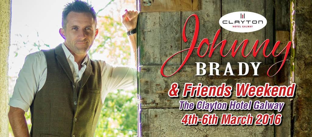 Johnny Brady Tour Dates